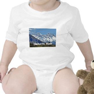 HIMALAYA - One of 1000 views from NEPAL T Shirts