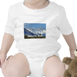 HIMALAYA - One of 1000 views from NEPAL T Shirts