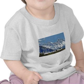 HIMALAYA - One of 1000 views from NEPAL T-shirt