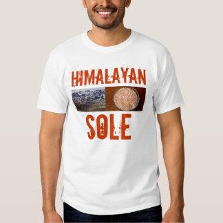 Himalayan Pink Salt Sole Tee Shirts