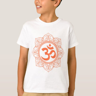 HINDU - BUDDHA SYMBOLS OM,OHM T-Shirt