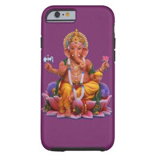 Hindu God ganesh or ganesha apple iphone hard case