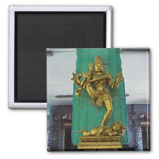 Hindu god Shiva 2 Magnet