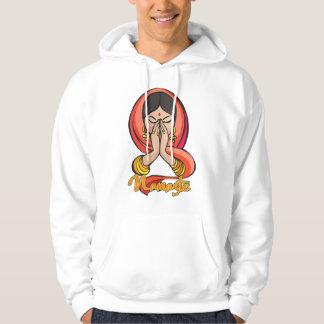 Hindu Namaste Hoodie