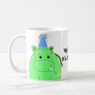 Hip Hip Hooray - Birthday Coffee Mug