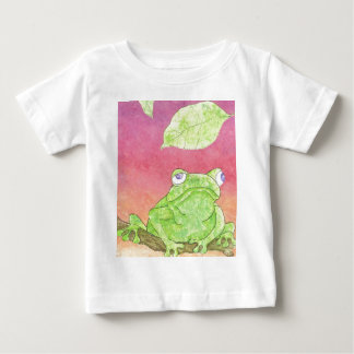 HIP HOP FROG CLOTHES FOR KIDS AND BABIES TEE SHIRT