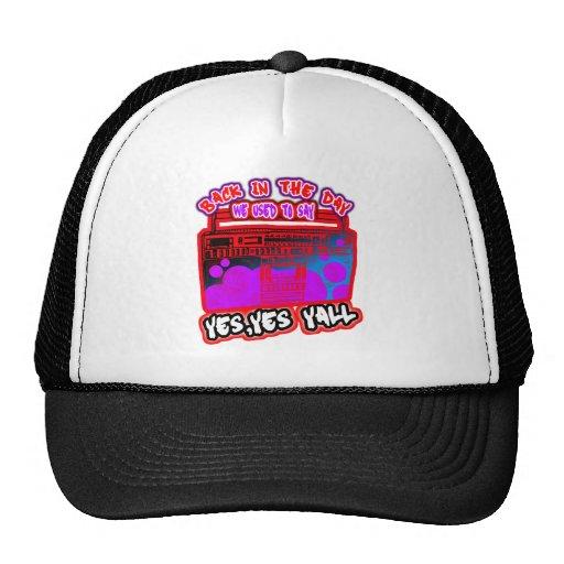 HIP HOP MESH HATS