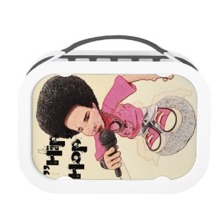 """Hip Hop"" Lunch Box"