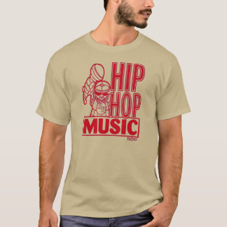 HIP HOP MUSIC T SHIRT