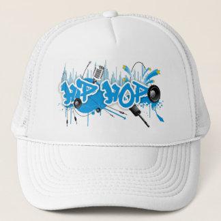 hip hop trucker hat