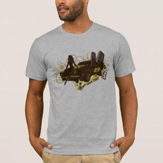 Hiphop Car Flourish T-Shirt