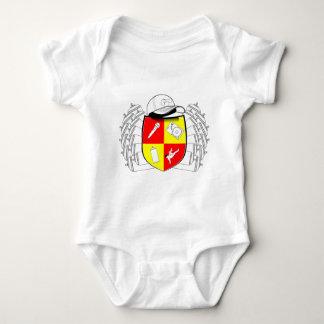 Hiphop Elements Baby Bodysuit
