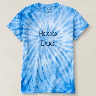 Hippie Dad Tie Dye T-Shirt