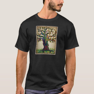Hippie Tree T-Shirt
