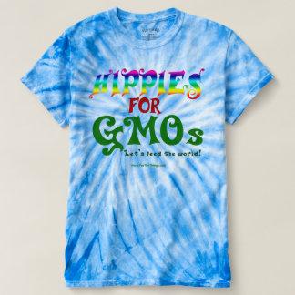 Hippies For GMOs Tie Dye T-shirt
