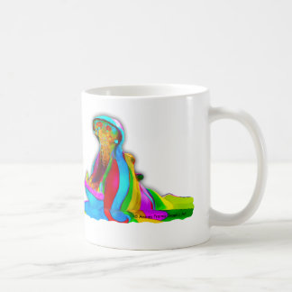 Hippo full of colors Mug