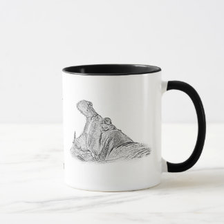 Hippo Mug - Africa Series