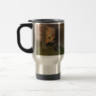 Hippo, The Untold Love Story, Travel Mug