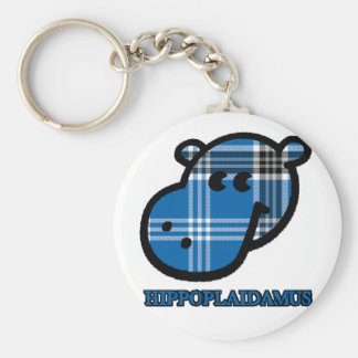 Hippoplaidamus Key Ring