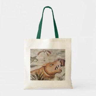 Hippopotamus, Nile mosaic, House of the Faun Tote Bag