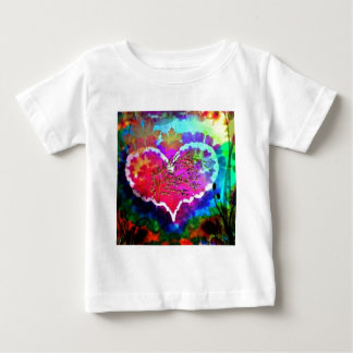 Hippy at Heart Rainbow Tie Dye gift collection Tees