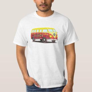 Hippy Peace Van T-Shirt
