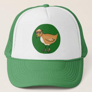 Hipster Bird Trucker Hat