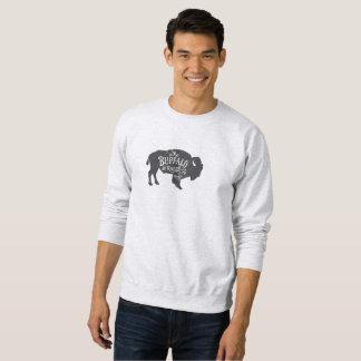 Hipster Buffalo Jumper Sweatshirt