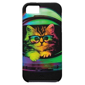 Hipster cat - Cat astronaut - space cat iPhone 5 Case