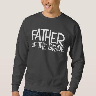 Hipster Father Bride Lite T Sweatshirt