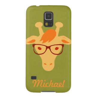 hipster giraffe hipsta animal samsung case cover