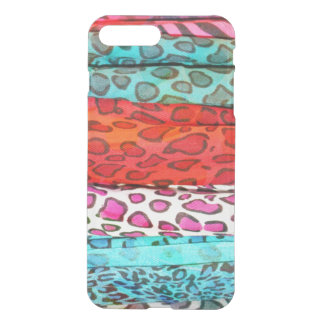 Hipster girly abstract animal pattern iPhone 7 plus case