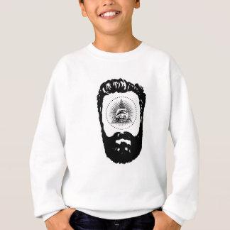 Hipster Illuminati Sweatshirt