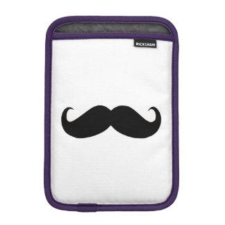 Hipster Mustache iPad Mini Sleeve