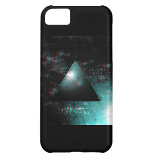 HIPSTER Triangle iPhone 5C Case