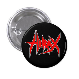 HIRAX_Button 3 Cm Round Badge
