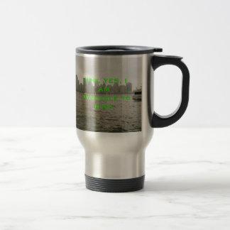 Hire me coffee mug