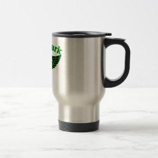 Hire Park BMX Stainless Steel Travel Mug