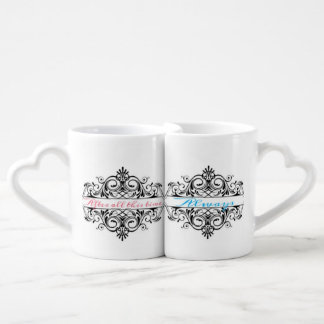 His and Hers Coffe Mugs