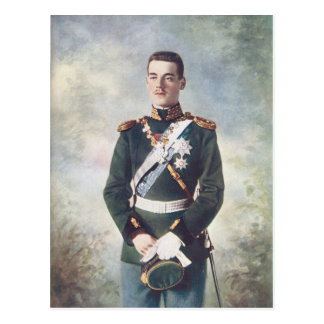 His Imperial Highness The Czarewitch Postcard