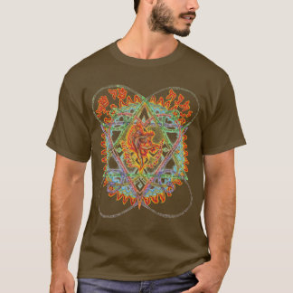 His ministers a flamming fire T-Shirt