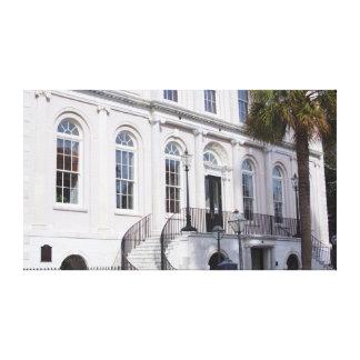 Historic Charleston, South Carolina Gallery Wrap Canvas