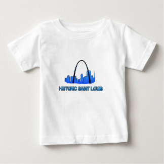Historic Saint Louis Logo Product Baby T-Shirt