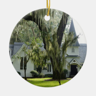 Historic St Simons Christmas Ornament