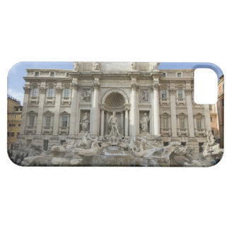 Historic Trevi Fountain in Rome, Italy iPhone 5 Case