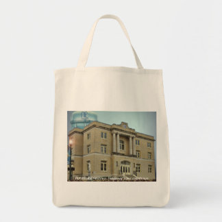 historical downtown McKinney Texas Tote Bag