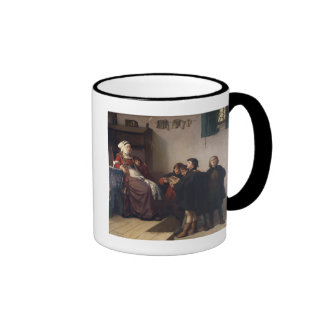 Historical theme, 1872 mug