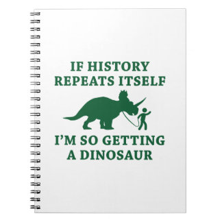 History Repeats Notebook