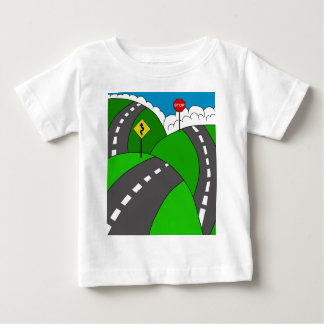 Hit the road baby T-Shirt