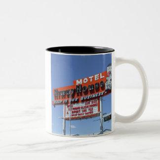 HIWAY HOUSE MOTEL - Mug